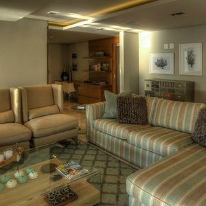 Living area; AEGEA - Bantry Bay
