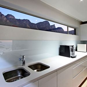 Kitchen Views; Hougthon Penthouse - Bakoven