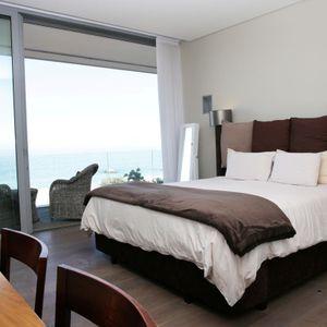 Second bedroom; 3 BAY BEACH - Camps Bay