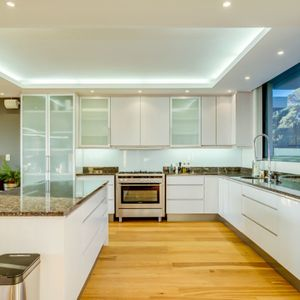 Large Kitchen; danielle Perold - Camps Bay