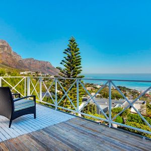 Balcony & Views; ST TROPEZ APARTMENT - Camps Bay