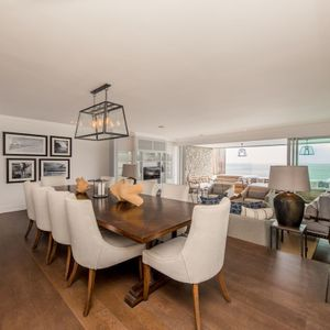 Dining area; VICTORIA APARTMENT - Camps Bay