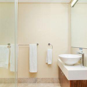 Bathroom; 403 CANAL QUAYS - Foreshore