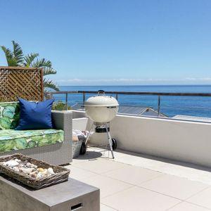 Balcony & BBQ; BLU YONDER - Camps Bay