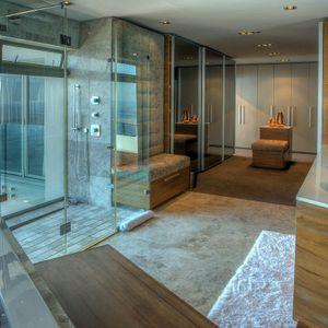 En suite to Master bedroom ; AEGEA - Bantry Bay
