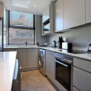Kitchen; FAIRMONT 201 - Sea Point