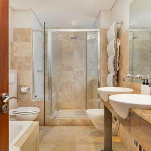 En-suite to master bedroom; BALI SUITE - Camps Bay