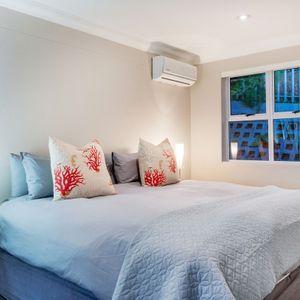 Second bedroom; MEDBURN ALCOVE - Camps Bay