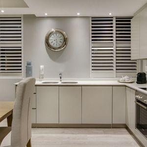 Kitchen; 204 FAIRMONT - Sea Point