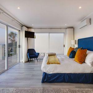 Master bedroom; MEDBURN ALPHA - Camps Bay