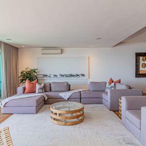 Living Room; 100 Geneva - Camps Bay