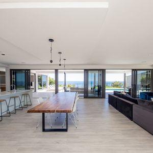 Open plan living; VILLA VIEWS - Camps Bay