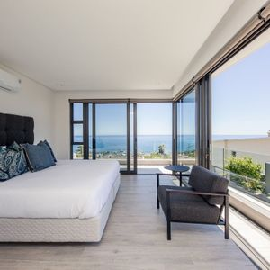 Fourth bedroom; VILLA VIEWS - Camps Bay