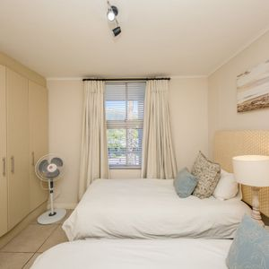 Third bedroom; MAJESTIC MARINA -Mouille Point