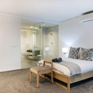 Second Bedroom; SKYLINE VILLA - Camps Bay