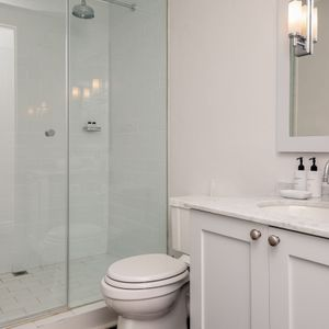 Dedicated bathroom; VICTORIA APARTMENT - Camps Bay