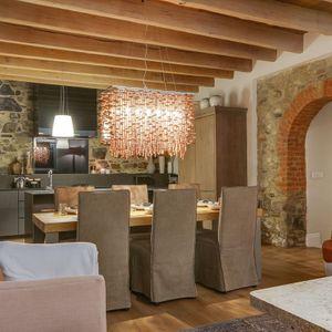 Dining area; STONE ARCH - De Waterkant