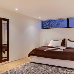 Third bedroom; CRIMSON SKY - Camps Bay
