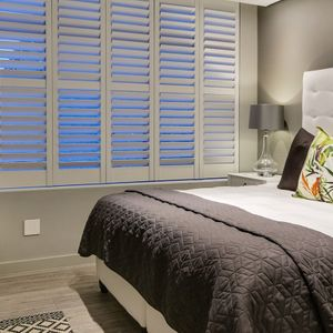 Third bedroom side view; 204 FAIRMONT - Sea Point