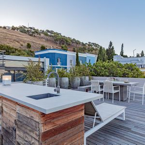 Private Rooftop; 53 Napier - De Waterkant