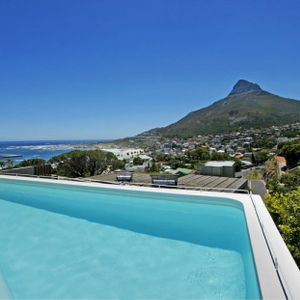 Pool & View; SILVER LINING - Camps Bay