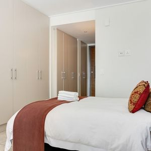 Bedroom; 205 CANAL QUAYS - Foreshore
