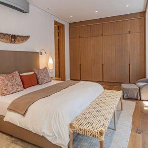 Master Bedroom; 53 Napier - De Waterkant