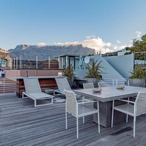Table Mountain Views; 53 Napier - De Waterkant