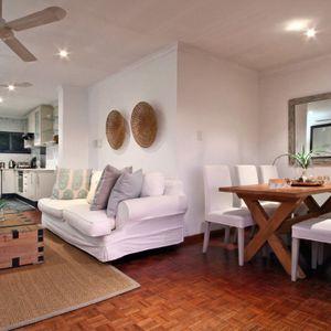 Open plan Living Area; ATLANTIC HILLS - Camps Bay