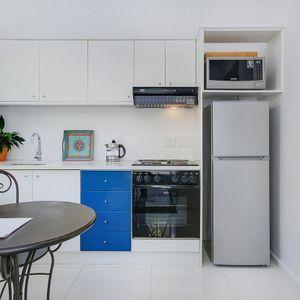Studio Kitchen; Shanklin Road - Camps Bay