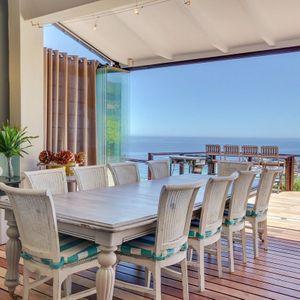 Dining Room Table; CABANA BAY - Llandudno