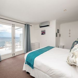 Third room; BLUE SHORE VILLA - Camps Bay