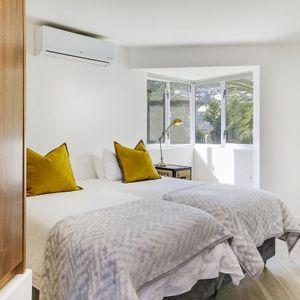 Second Bedroom / Mountain Bedroom; SELENE MOON - Camps Bay