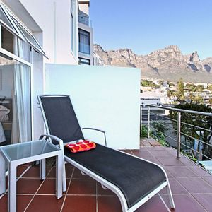 Sun Lounger; TERRACE SUITE - Camps Bay