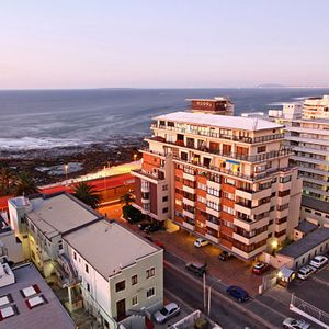 Balcony Front View; FAIRMONT 1001 - Sea Point