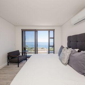 Third bedroom; VILLA VIEWS - Camps Bay