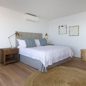 Master bedroom; BLACKSTONE - Camps Bay
