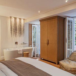 Bedroom Second; 53 Napier - De Waterkant