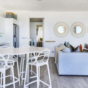 Living Area; SELENE MOON - Camps Bay