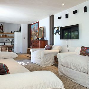 Living area; GENEVA LOW - Camps Bay