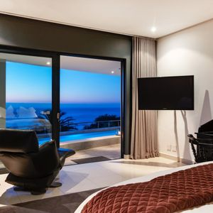 Master Bedroom Views; PRIMA BLISS - Camps Bay