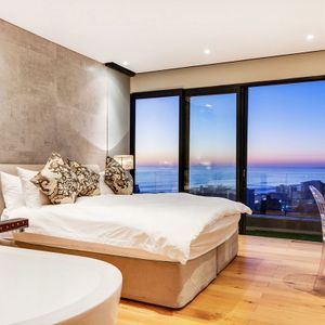 Second bedroom; 129 OCEAN VIEW - Green Point