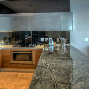 Kitchen; AEGEA - Bantry Bay
