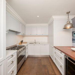 Kitchen; VICTORIA APARTMENT - Camps Bay