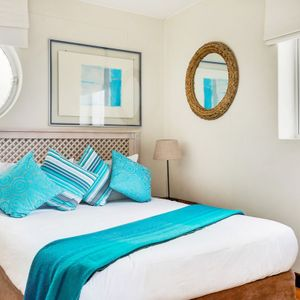 Third bedroom; CLIFTON VIEWS - Clifton