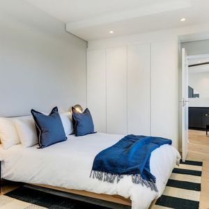 Third bedroom; PENTHOUSE ON POINT - Green Point