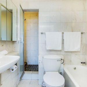 Shared bathroom; CLIFTON VIEWS - Clifton