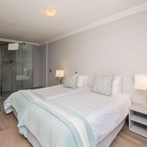 Second bedroom; SEASONS B - Camps Bay
