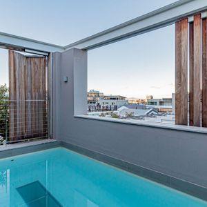Private Pool Views; 53 Napier - De Waterkant