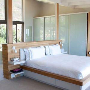 Master Bedroom; THE GARDEN PATH - Camps Bay